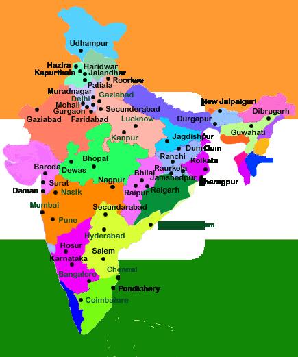 Baroda India Map.Digital Brinell Microscopes Rockwell Cum Brinell Hardness Testers